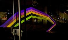 Onestep Creative - The Blog of Josh McDonald #lightrails #interactive #lights #strukt