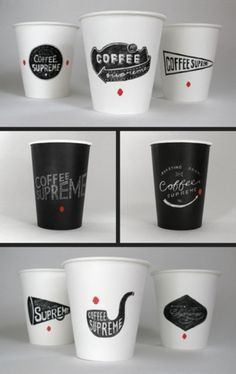 SerialThriller™ #branding #packaging #design #coffee #typography