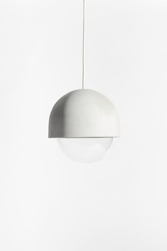 Cast Lights – Minimalissimo #minimalism #concrete #lamp #lighting #design