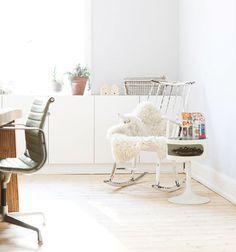 studio oink rocking chair #interior #design #decor #deco #decoration