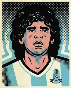 maradona #alderete
