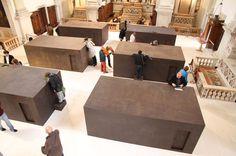 ai weiwei S.A.C.R.E.D. disposition venice art biennale designboom