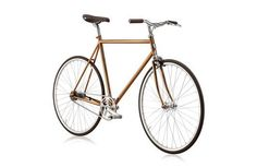 Diamond Copper Limited Edition Bicycle by Bikeid #urban #limited #frame #edition #bicycle #copper