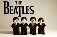 Iconic Bands Recreated in LEGO – Fubiz™ #toys #band #lego