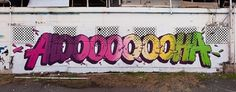 123Klan - Amour, violence, gloire et talent #graffiti #123 #hawaii #art #klan #type #typography