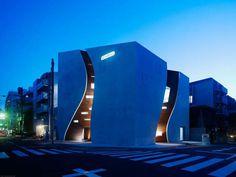 Sunwell Muse Kitasando (1) #architecture