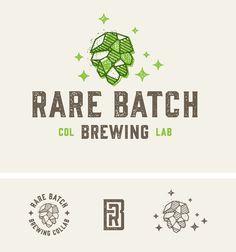 logo, beer, batch, design, bottle, growler, star, badge