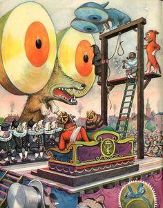 Google Reader (53) #eye #illustration #big