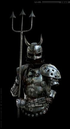 Devil Armour by Silvia Fusetti.jpg (600×1110) #devil #armour