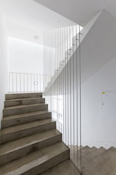 Louver Haus by Smart Architecture #interior #staircase #design
