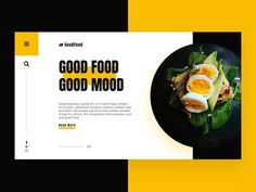 Good Food - Header Exploration
