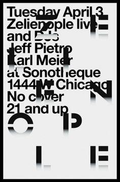 Ken Meier, graphic design #ken #helvetica #poster #meier