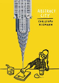 Christophniemann-opinion-int-1 #book #cover #building #cartoon #abstract #city