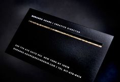 Graphic-ExchanGE - a selection of graphic projects #business #premium #card #adams #durango