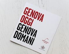 Genova Oggi genova Domani - Catalogue - 01 | Flickr – Condivisione di foto! #architechture #catalog #exhibit #cibicworkshop #urbanism