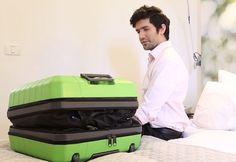 Fugu Luggage #tech #flow #gadget #gift #ideas #cool