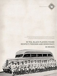 Negro Leagues Baseball Museum posters #baseball #vintage #advertising