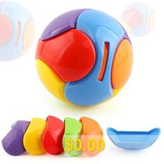 Creative #Toy #Detachable #Money #Ball #Puzzle #Children's #Toys #Change #Piggy #Bank #Ball #Toy #- #MULTI-A