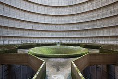 Bart Synowiec – Photographer #cooling #tower #ruin