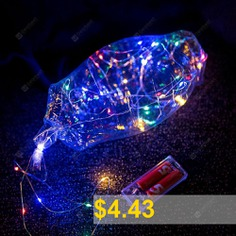 Bobo #Balloon #LED #String #Light #for #Christmas #Party #Decor #- #RGB