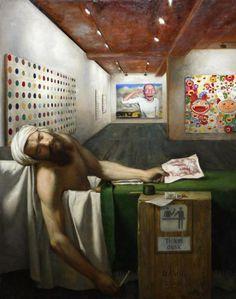 Cesar Santos   PICDIT #paintings #color #design #painting #art #artist
