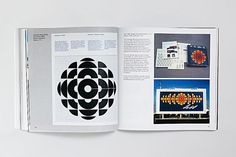 Burton Kramer Identities / A Career Retrospective Book #logo #grid #indentity