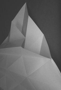 Design Bureau :: Hardy Seiler #fold #print #design #graphic #experimental #poster