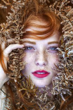 Bosnian Photographer Is Showing People The True Beauty of Freckles