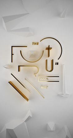 Typography inspiration #design #graphic #quality #typography