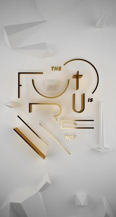 Typography inspiration #design #graphic #quality #typography