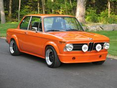 Naughty VW / Euro pics #restored #2002 #bmw #orange #auto