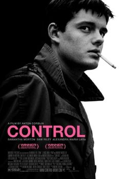 Control #movie #poster