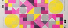Geographics hero #layered #overlap #lattice #shapes #geometric #square #circle #spatter #fluro