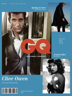 slighted002GQ #print #layout #magazine