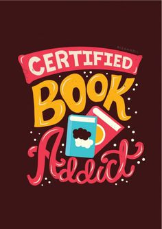 Certified Books Addict by Risa Rodil