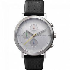 Hygge 2204 Chronograph watch #accessories #man #minimalist #watches #chronograph