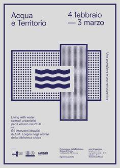 Buamai - Studio Iknoki | Aisleone #lines #graphic #poster #duotone