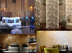 #fascinating yet #trendy #3d #wall #decor #panel #ideas you should not miss - #designs #creative #decals #murals #livingroom #interiordesign