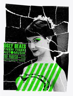 ugly_keplesky_poster_main #overprint #poster