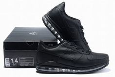 Nike Air Force 1 Size14 Size15 Big Shoes Black #fashion