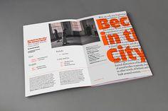 #design #graphic #typographic #urbend #beckett #programme