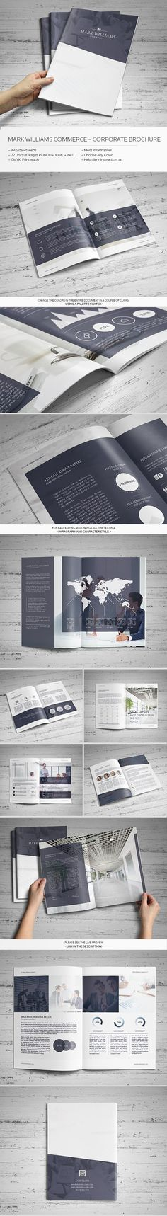 Party Picks Photo - Layout / Corporate Brochure by Realstar 767074519946012 #layout #editorial #brochure