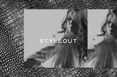 #fashion #identity #typography