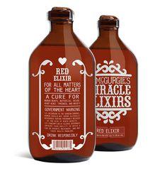 adam1 #packaging #glass #bottle #alcohol