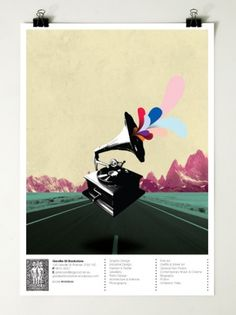 Greville St Bookstore : Motherbird #poster #surreal #post