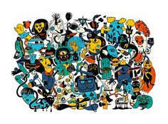 manu prado director de arte #characters