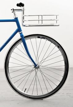 Bike Porter « Copenhagen Parts #bicycle #handlebars #bike #basket