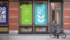 CFA_StoreFront #dynamic #front #branding #farms #geometric #cfa #store #identity #posters #logo