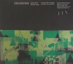 2006.p.decisions #poster #sonnenzimmer