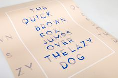 Dysfunctional Type by Nicolo Arena
